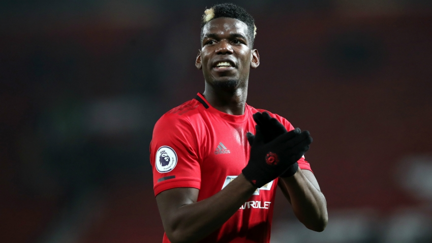 Pogba has ankle cast removed as he steps up Man Utd injury comeback