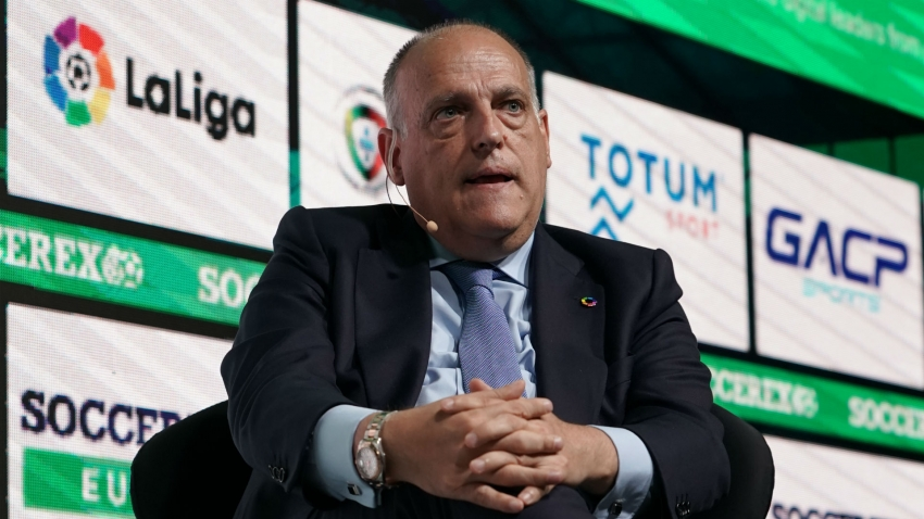 Coronavirus: Tebas wants 2020-21 to start on September 12 as LaLiga chief warns of €700m losses