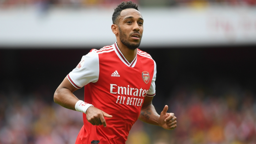 Arsenal captain Aubameyang hits out at 'b*******' claims
