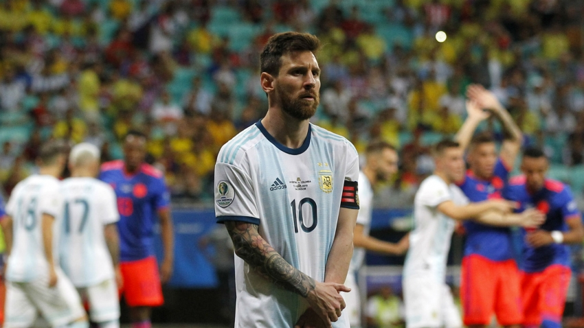 Argentina v Paraguay: Messi & Co. looking to get up and running in Brazil