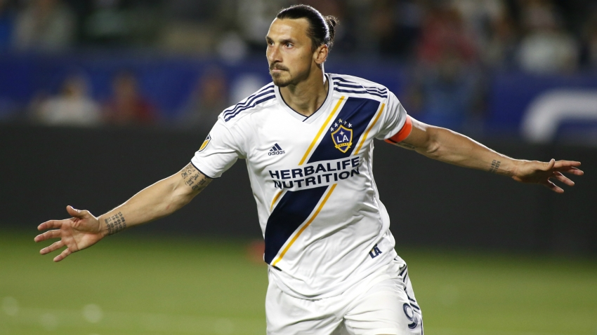 MLS Review: Ibrahimovic leads Galaxy with brace, Real Salt Lake win comfortably