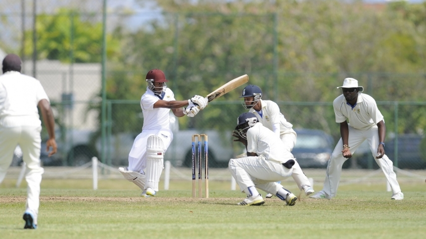 Hodge and Smith blunt Scorpions' attack as Volcanoes take charge at Sabina