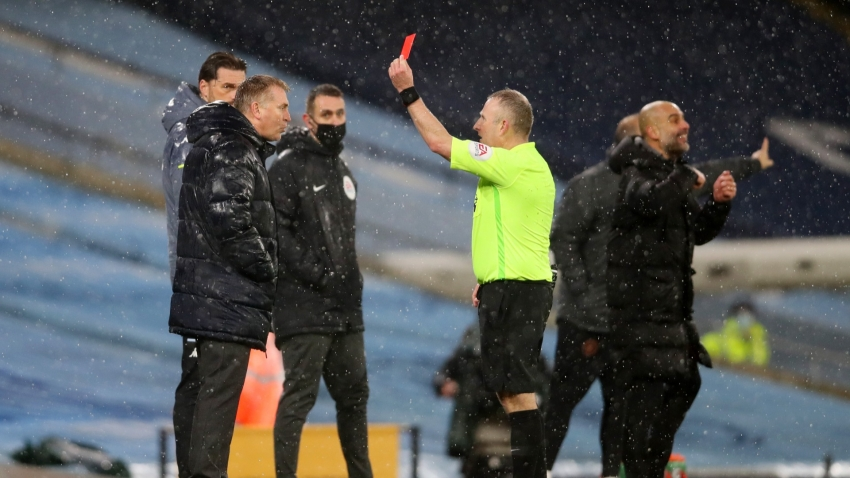 Villa boss Smith seeds red in Man City loss for suggesting officials are clowns