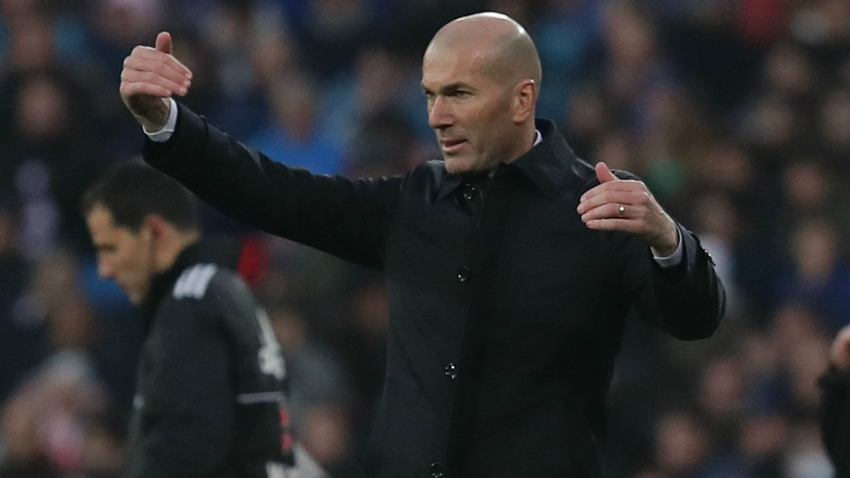 Zidane insists VAR was right to rule out De Jong goal