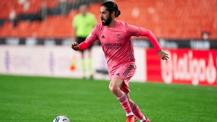 Isco wants to try another league – agent