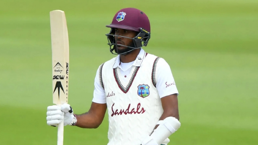 Brathwaite unbeaten on 235 as West Indies go to lunch at 463 for 4 against NZ 'A'