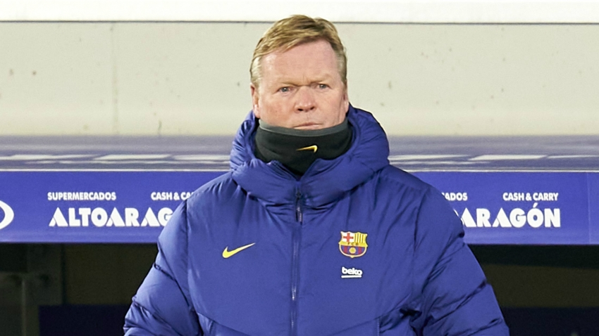 Koeman rules out voting in Barca elections as he focuses on crunch Sevilla double-header