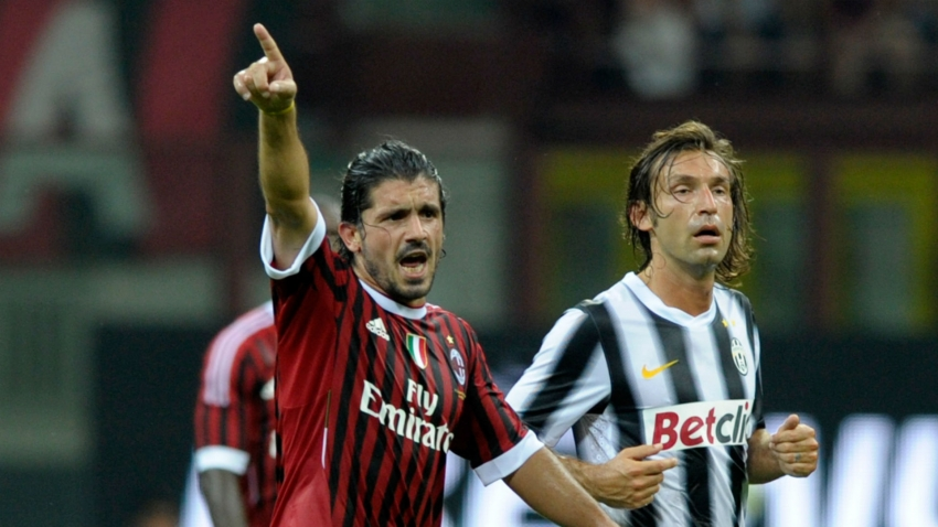 Gattuso on new Juve head coach Pirlo: A great playing career isn't enough