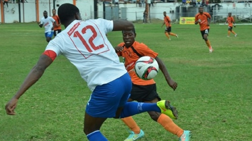 Former champions Mobay United on the brink of relegation