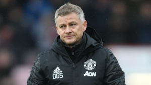 Solskjaer: Bournemouth loss a 'step back' for Man United
