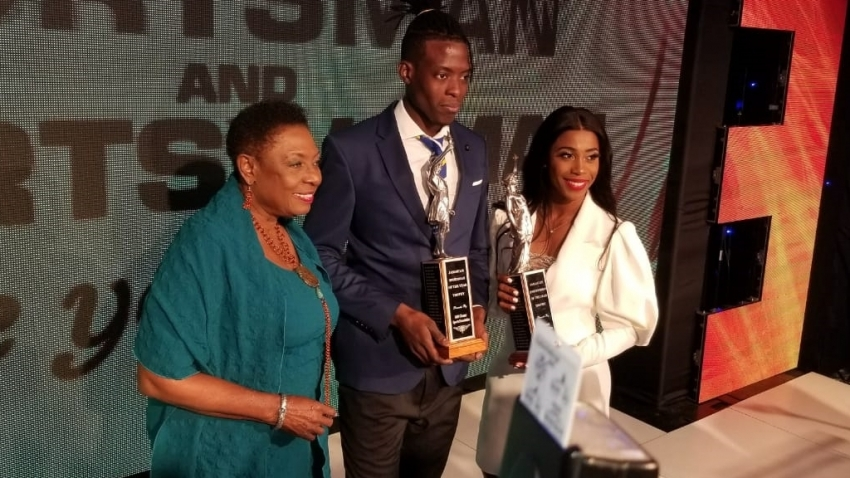 Fraser-Pryce, Gayle named Jamaica's athletes of the year