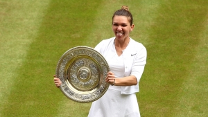 Halep: Wimbledon triumph over Serena was my best match