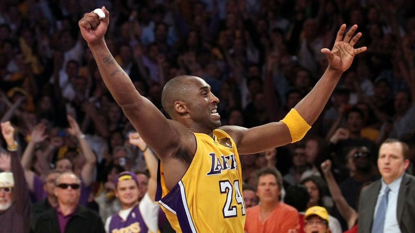 Kobe Bryant: NBA legend's remarkable career in facts and figures