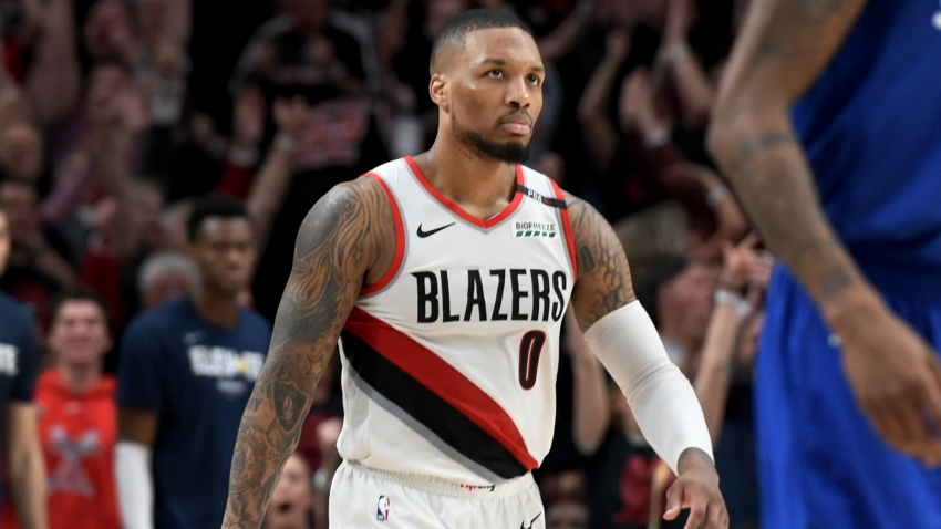Trail Blazers' Lillard on joining super team: What's the fun in that?