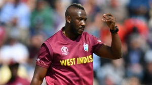 Brathwaite defends 'injured' Russell despite continued Global T20 involvement