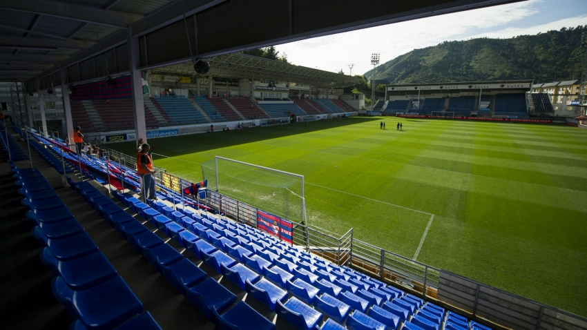 Eibar-Real Sociedad postponed in LaLiga due to air contamination