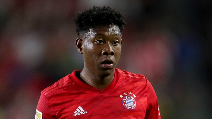Alaba should be fit to face Tottenham, confirms Bayern coach Kovac