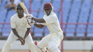 Devon Smith became the first batsman to reach 11,000 runs in the West Indies Championships.