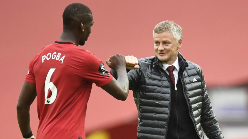 Man Utd boss Solskjaer hopeful Pogba will sign new contract