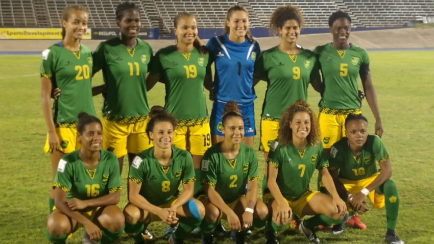 Reggae Girlz make European debut against Nottingham Forest Oct. 28