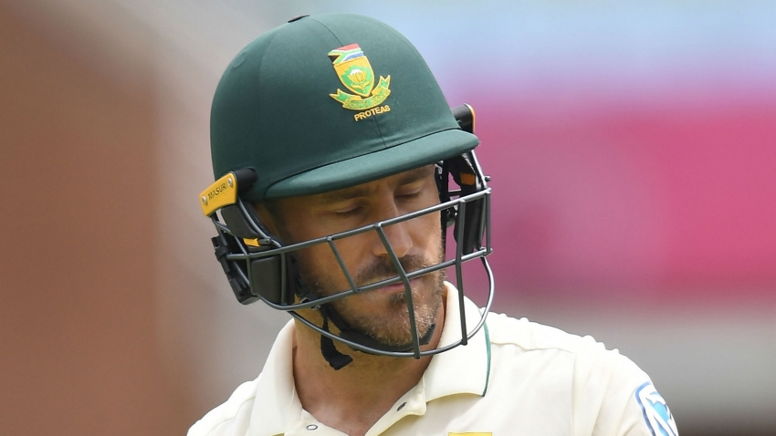 I'll send someone else to the toss! – Du Plessis desperate to change South Africa's fortunes