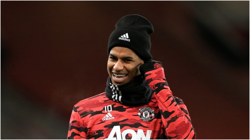 Rashford leads Man Utd line against Chelsea as Tuchel benches Werner