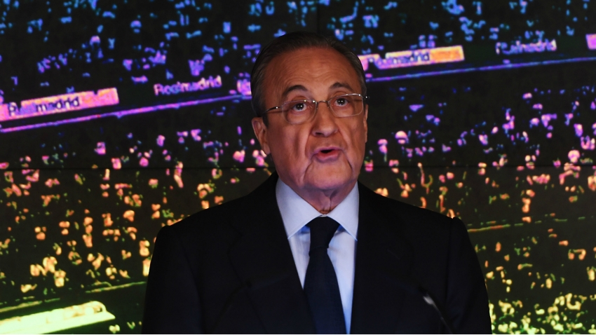 Real Madrid in the NBA? Florentino Perez has asked for Eastern Conference spot