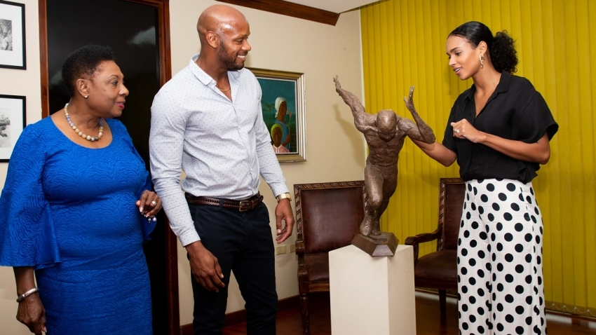 Statue of Asafa Powell to be unveiled February 9
