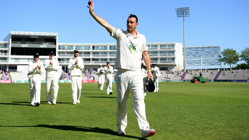 First-class delivery - Abbott takes record-breaking 17 wickets for Hampshire