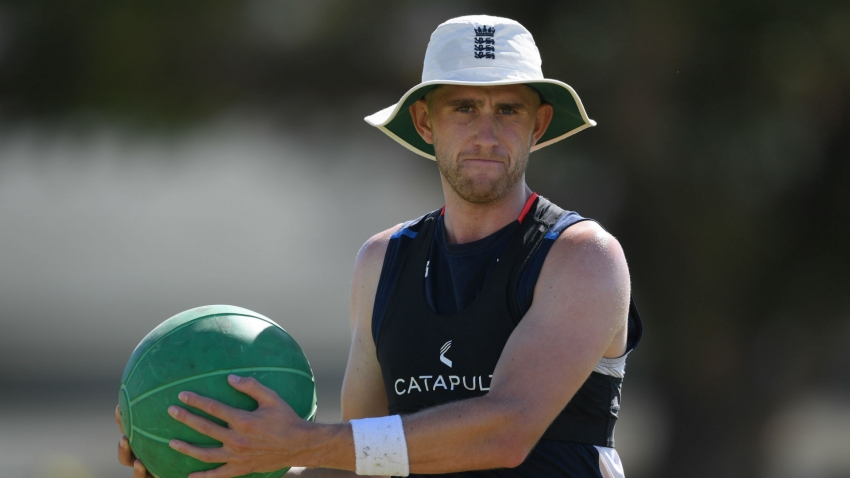 Stone heading home from West Indies tour with back injury