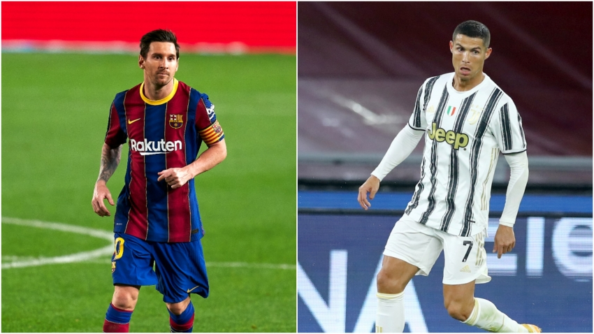 Messi v Ronaldo: Champions League previous meetings after Barcelona draw Juventus
