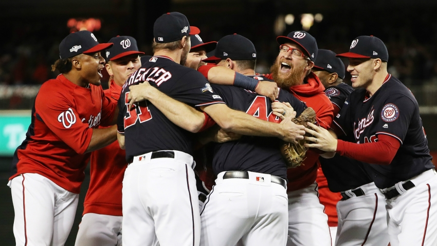 This Week in US Sports: Nationals make first World Series, Ramsey has a new home
