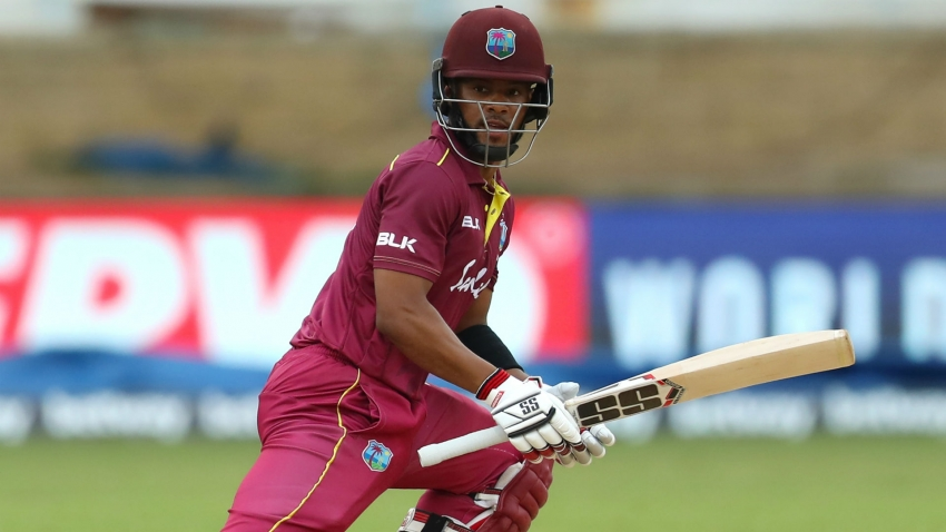 Hetmyer and Hope fire West Indies to victory