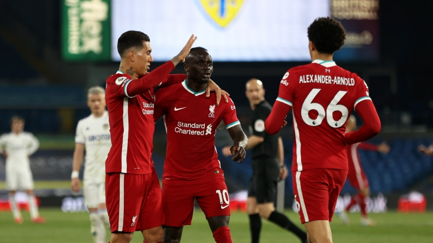 Leeds United 1-1 Liverpool: Llorente cancels out Mane strike to delight neutrals