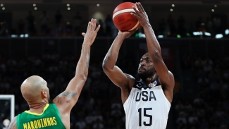 FIBA World Cup 2019: Team USA send Czech Republic through, champs face France next