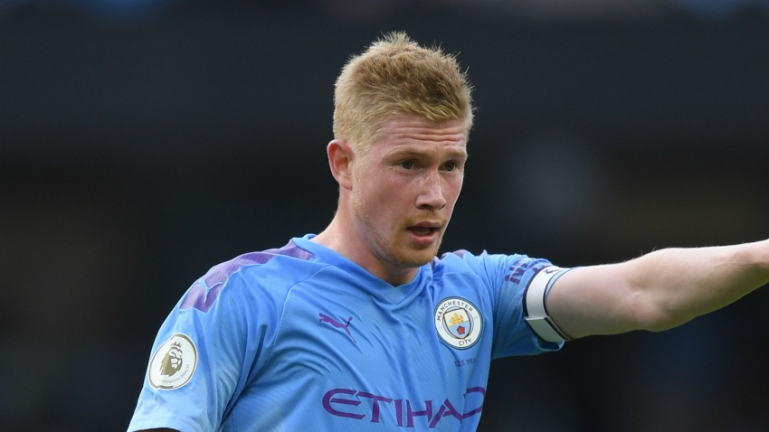 I'm still getting better - De Bruyne in ominous warning to Premier League