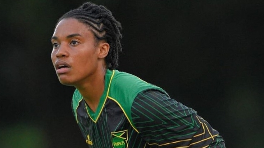 Reggae Girl Nicole McClure takes her skills to Ireland ahead of World Cup