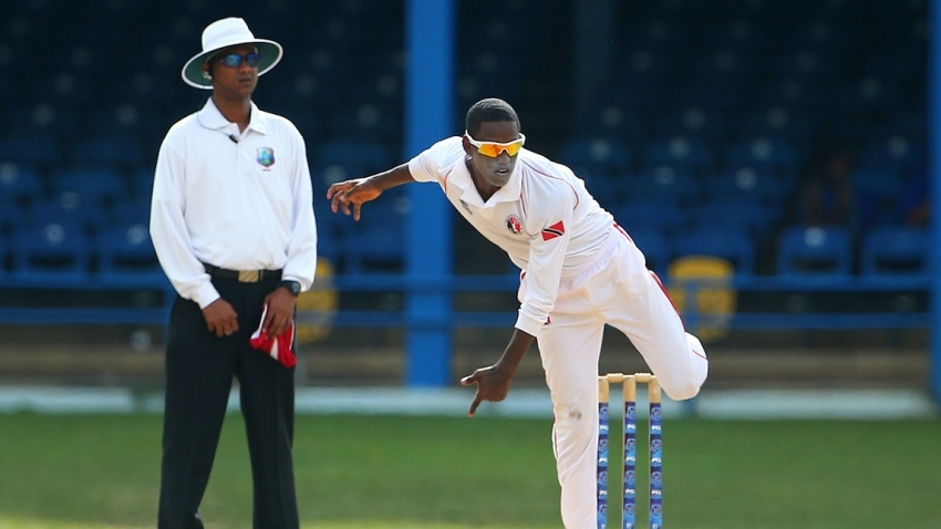 Hosein has career best figures as Red Force demolish the Hurricanes