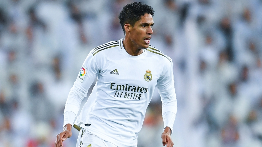 Varane dismisses VAR talk as Real Madrid close in on LaLiga title