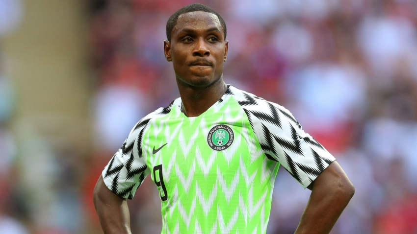 Solskjaer challenges Ighalo to earn permanent Man Utd switch