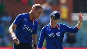 Broad and Anderson 'the greatest that's ever been' – Morgan