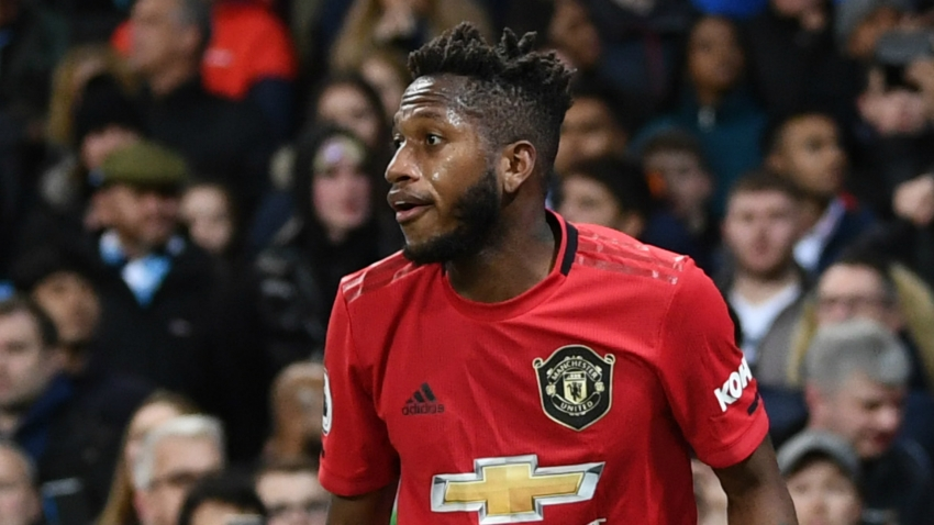 The boy deserves it – Solskjaer thrilled with Fred's derby day display