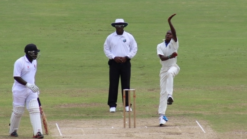 Harding, Holder lead Barbados Pride to big win over defending champions