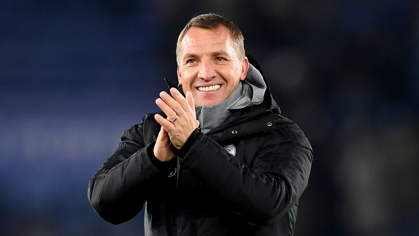 Rodgers: High-flying Leicester can compete for Europe's top players