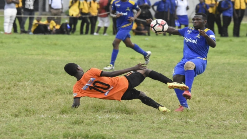 Denham Town get one over on struggling Tivoli