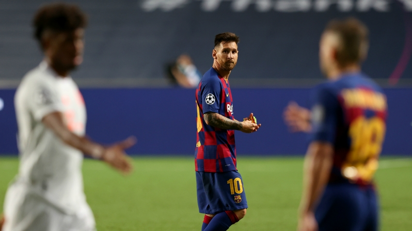 Barcelona search for answers as Lisbon rout begs questions about Setien, Messi and a Camp Nou crisis