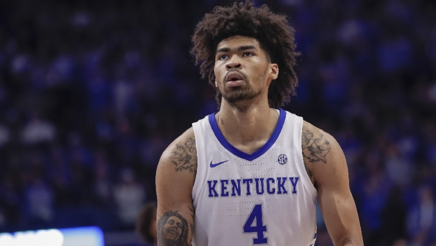 Jamaica's Nick Richards is 42nd pick in 2020/2021 NBA Draft