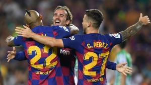 Griezmann copied Messi and LeBron in goalscoring Barcelona display