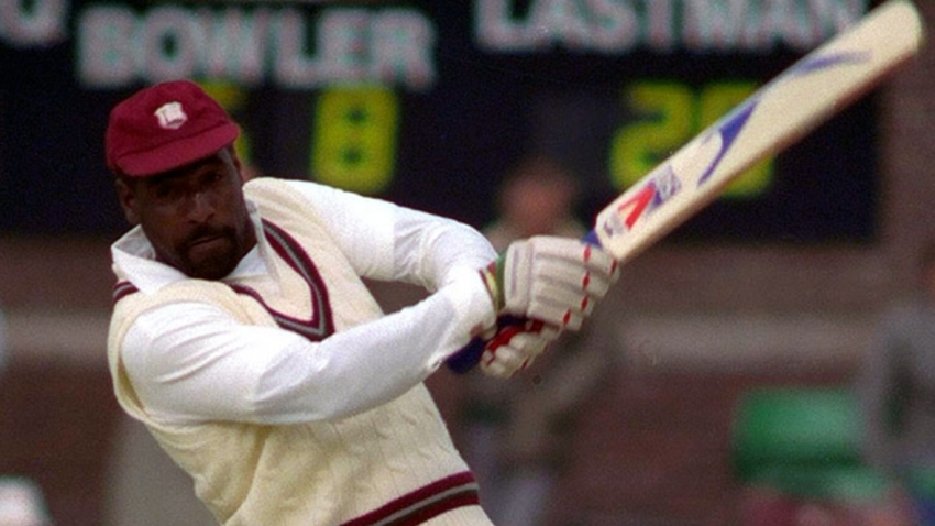 'Grass will never grow there again, he told me' – England bowler Malcolm recalls aftermath of claims he had formula for Sir Viv