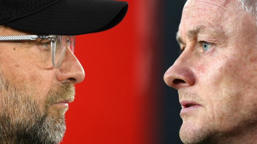 Liverpool not greatest team yet, says Man Utd boss Solskjaer